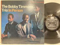 Bobby Timmons / In Person