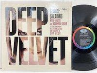 George Shearing / Deep Velvet