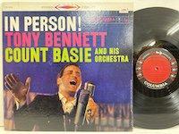 Tony Bennett / In Person