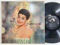 Teddi King /to You From Teddi King
