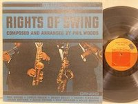 Phil Woods / Rights of Swing