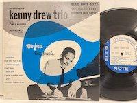Kenny Drew / trio blp5023