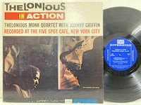 Thelonious Monk / In Action