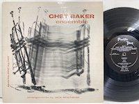 Chet Baker / Ensemble pjlp9
