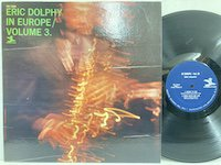Eric Dolphy / in Europe volume3