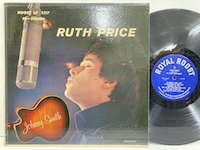 Ruth Price / sings with the Johnny Smith Quartet