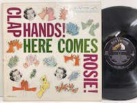 Rosemary Clooney / Clap Hands Here Comes Rosie