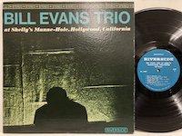 Bill Evans trio / Shelly's Manne Hole