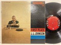 JJ Johnson / First Place