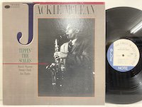 Jackie Mclean / Tippin' the Scales