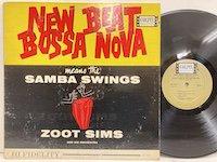 Zoot Sims / New Beat Bossa Nova