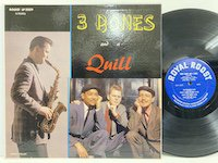 Gene Quill / 3 Bones and a Quill