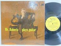 Howard Roberts / Mr Roberts plays Guitar