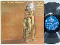 Julie London / About the Blues