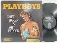Chet Baker Art Pepper / Playboys