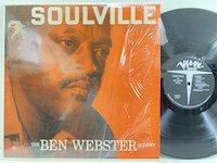 <b>Ben Webster / Soulville </b>