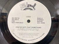 Logg / That Something
