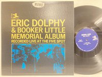 Eric Dolphy Booker Little / Memorial Album
