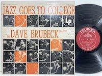 Dave Brubeck / Jazz Goes to College