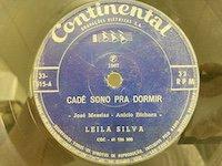Leila Silva / Cade Sono Pra Dormir