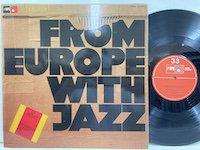 VA / from Europe with Jazz