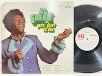 Al Green / Gets Next to You