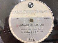 Maria de Brito / Japones no Telefone