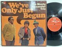 Monty Alexander / We've Only Just Begun