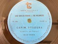 Luiz Carlos Vinhas / Capim Gordura