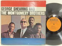 George Shearing / and the Montgomery Brothers