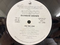 Rainbow Brown / I'm the One