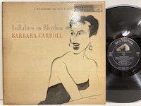 Barbara Carroll / Lullabies in Rhythm