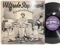 Wilfredo Stephenson / an Ensemble of Salsa Percussion