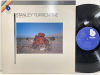 Stanley Turrentine / in Memory of