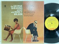 George Shearing Nancy Wilson / Swingin's Mutual