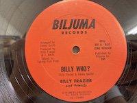 Billy Frazier / Billy Who