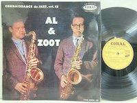 Al Cohn Zoot Sims / Al & Zoot