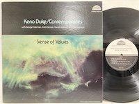 Keno Duke / Sense of Values