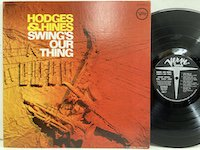 Johnny Hodges / Swing's Our Thing