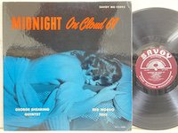 George Shearing Red Norvo / Midnight on Cloud 69