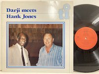 Darji Darwin Gross / Meets Hank Jones