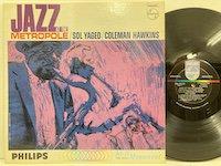 Sol Yaged Coleman Hawkins / Jazz at the Metropole
