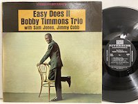 Bobby Timmons / Easy Does It