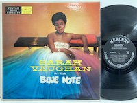 Sarah Vaughan /  At The Blue Note