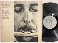 Herbie Mann / Brazil Bossa Nova & Blues