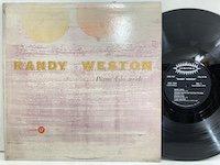 Randy Weston / Piano A la Mode