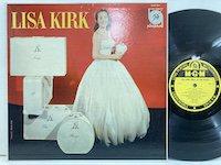 Lisa Kirk / sings at the Plaza