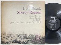 Bud Shank /Quintet Pj1205