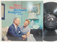 Mary Martin / sings Richard Rodgers Plays