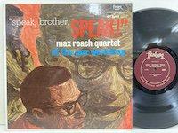 Max Roach / Speak Brother Speak